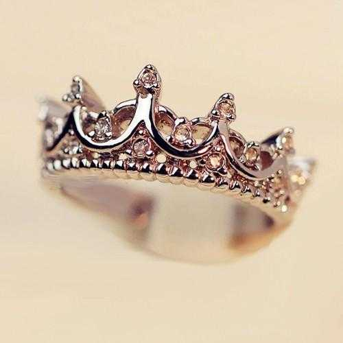 Crown Engagement Ring-Rings-Kirijewels.com-6-Kirijewels.com