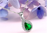 Emerald Necklace-Necklace-Kirijewels.com-Green2-Kirijewels.com