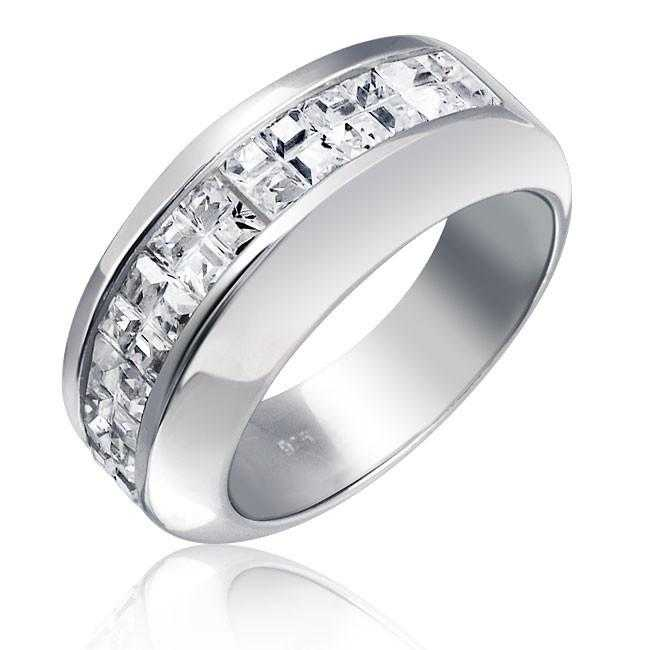 Sterling Silver Charm Fashion Ring-Rings-Kirijewels.com-5-Rose Gold Color-Kirijewels.com