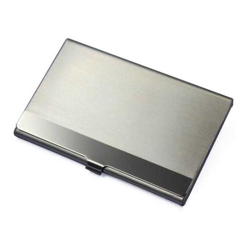Free Stainless Steel Business Card Holder-Card Holder-Kirijewels.com-Kirijewels.com