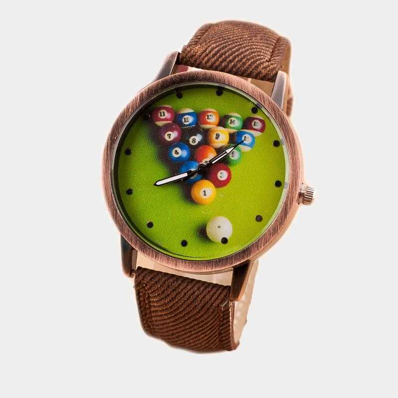 Pool Watch-Watch-Kirijewels.com-Brown-Kirijewels.com