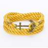 Free Rope Anchor Bracelet-Bracelet-Kirijewels.com-Black Brown-Kirijewels.com