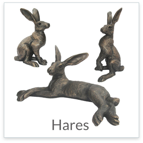 HARES by Suzie Marsh