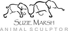Suzie Marsh Animal Sculptor Logo