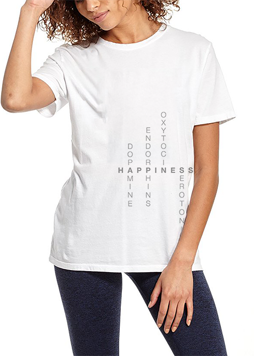 HAPPINESS (Grey Font) - PROPERTEE