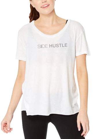 S(I)DE HUSTLE (Grey Font) -  MIGHTEE