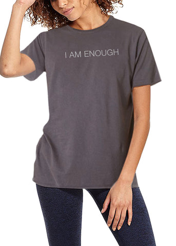 ENOUGH (Pink Font) - PROPERTEE