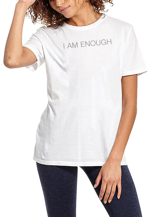 ENOUGH (Grey Font) - PROPERTEE