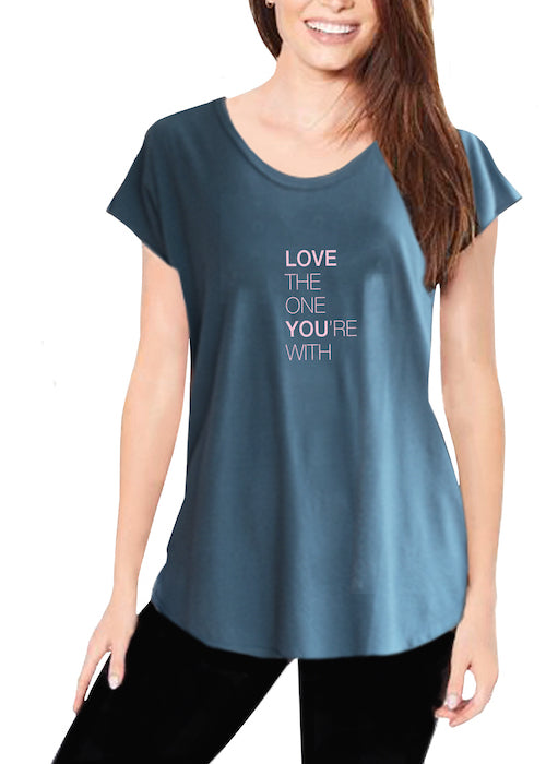 LOVE YOU (Pink Font) - SPECIALTEE