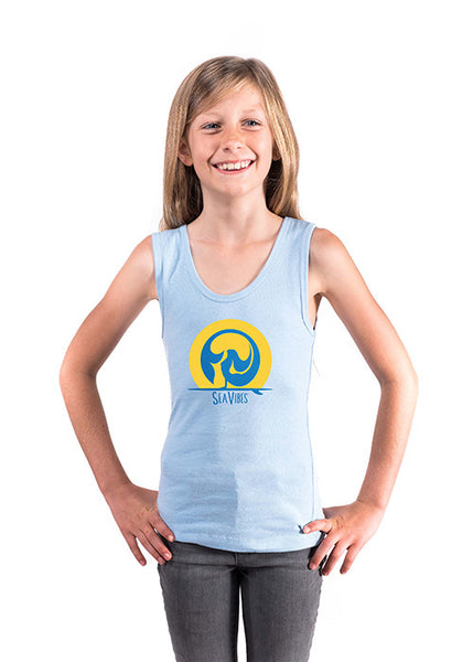 Mermaid Tank (girls) front