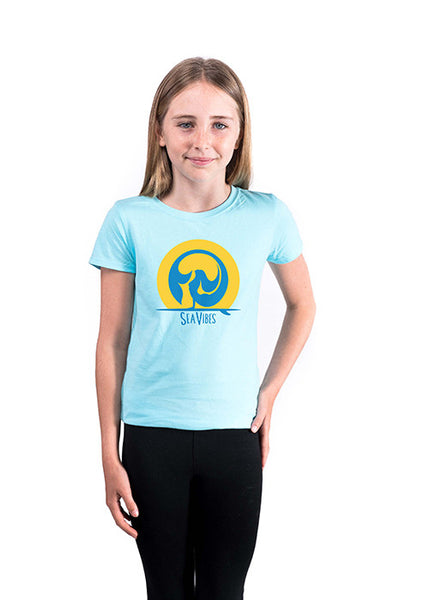 Mermaid Tee - (girls) front