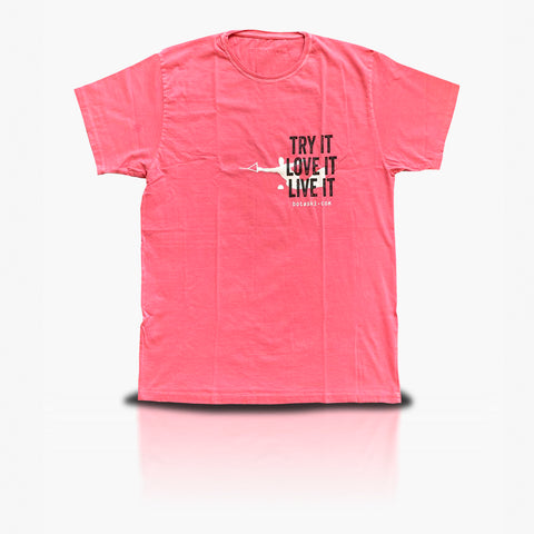 Camiseta hombre - Try It