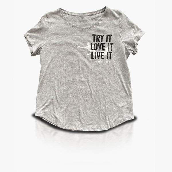 Camiseta mujer - Try It
