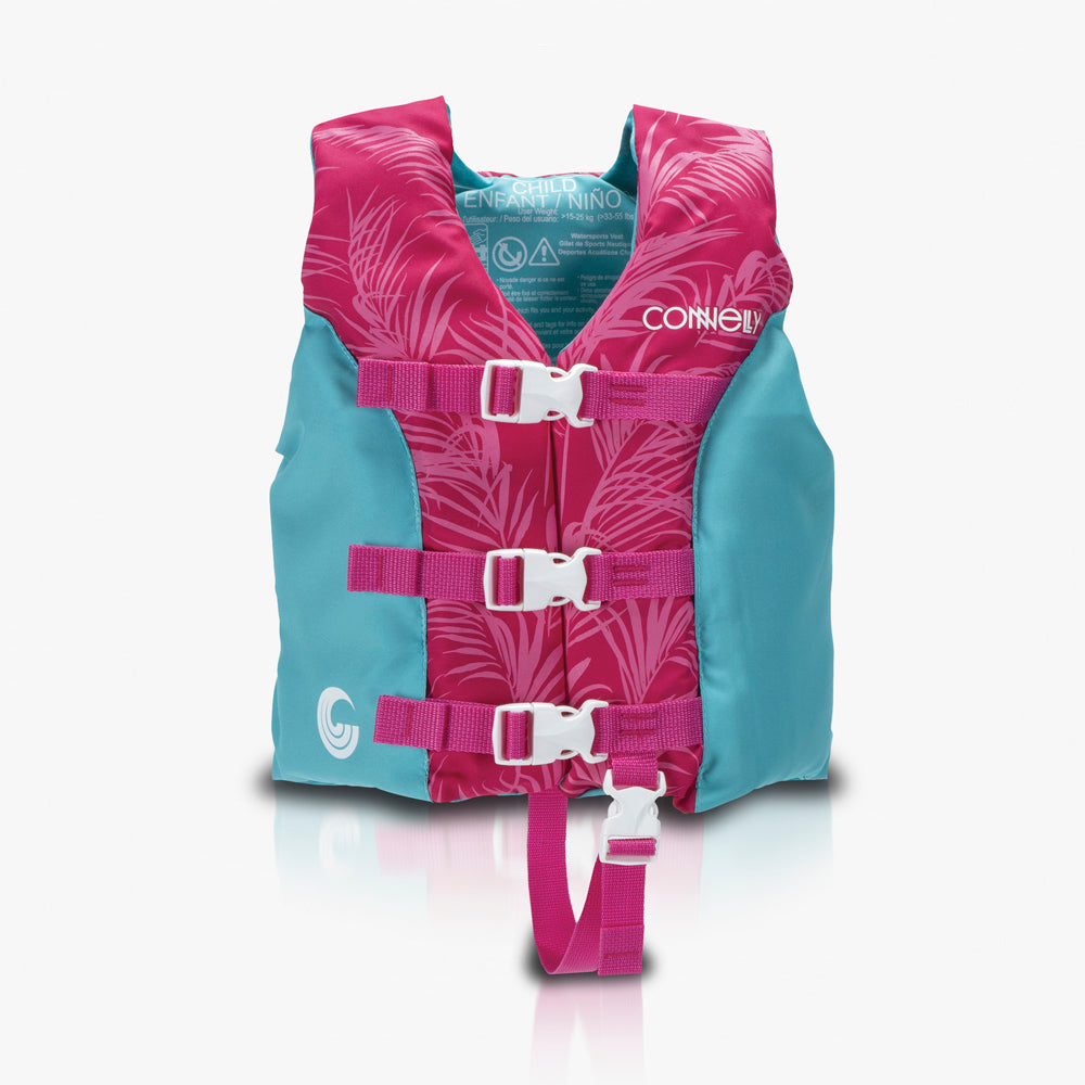 Girls Child Nylon Vest