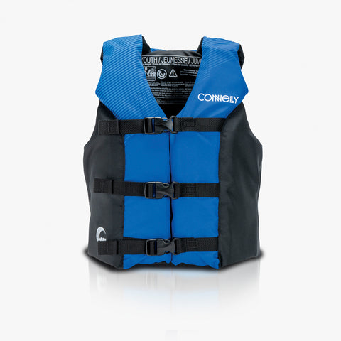 Boys Youth Nylon Vest
