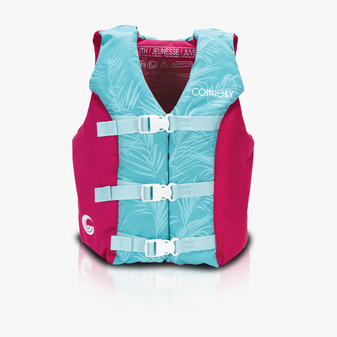 Girls Youth Nylon Vest