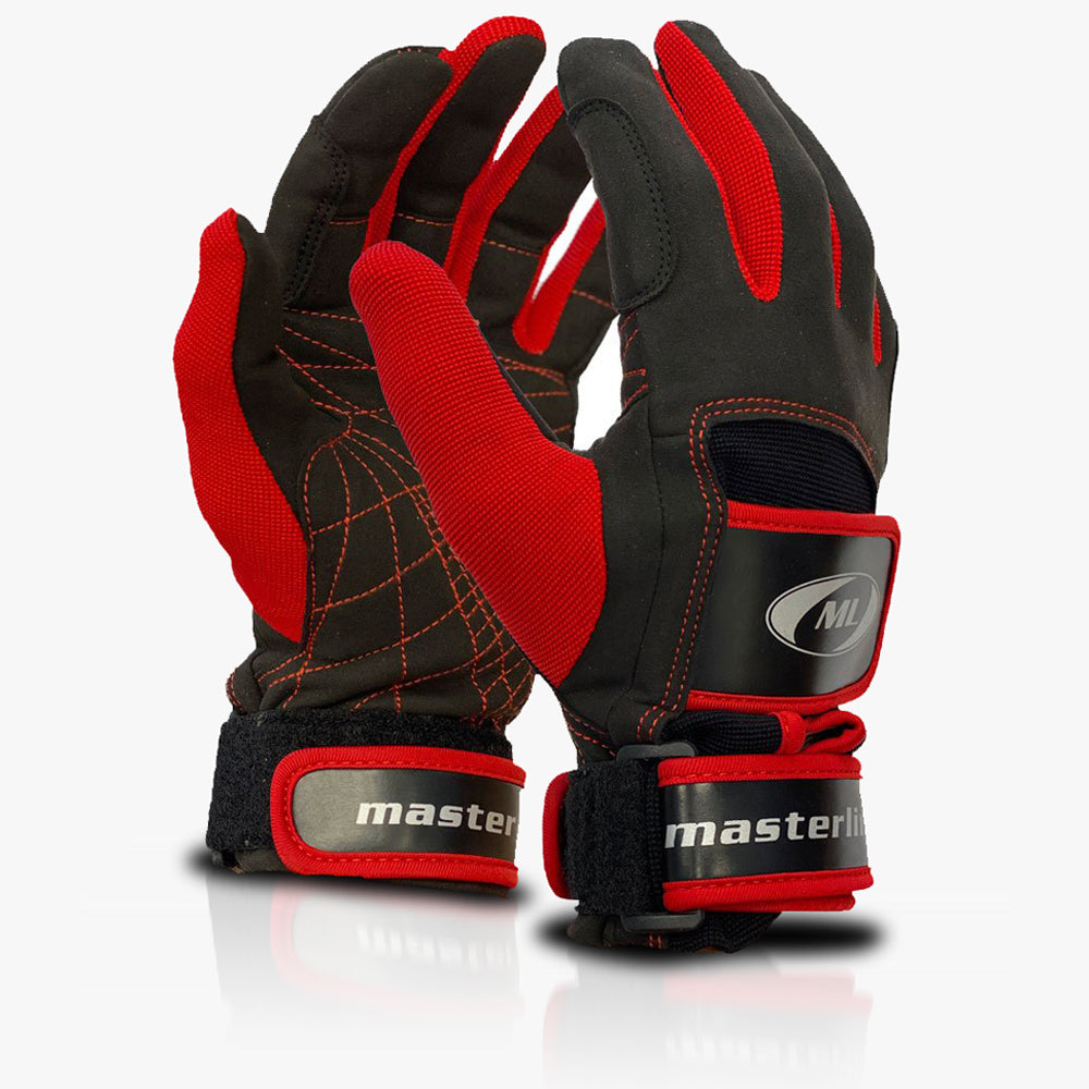 2020 Tournament Ski Gloves ( 2 pares en el pack)