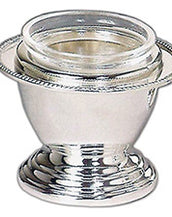 Silver Plated Individual Caviar Server