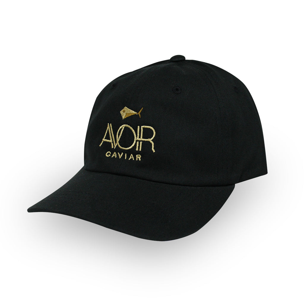 AVOIR CAVIAR - CLASSIC HAT - BLACK