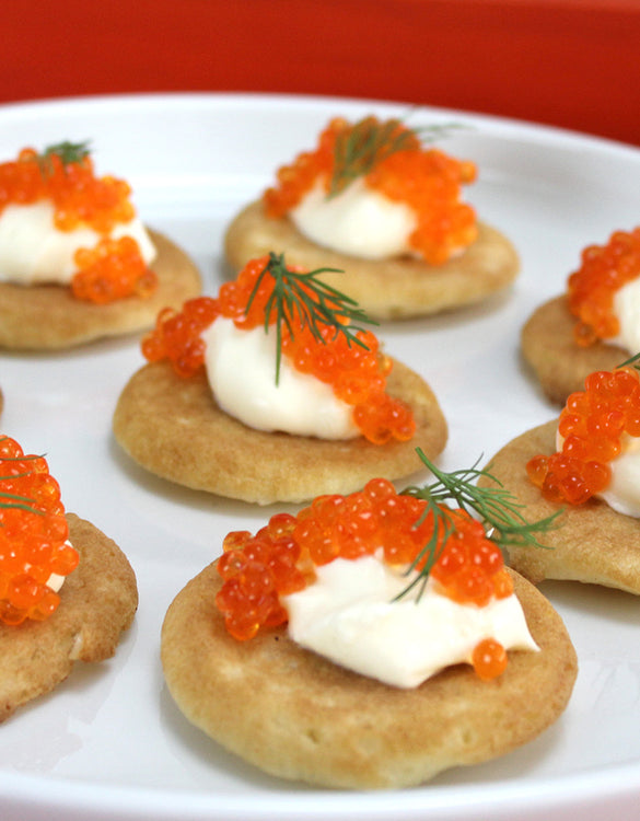 Sea Trout Caviar - ROSE - Party Bundle