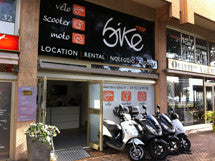 Find our shop in Menton