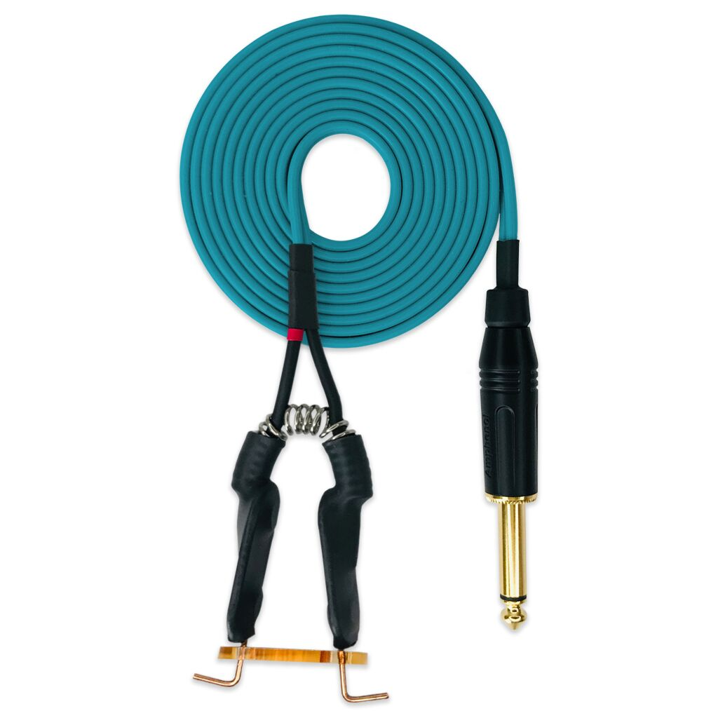 Traditional Clip Cord Dark Teal