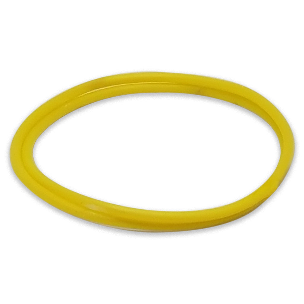 Insulator Tubing Dull Yellow