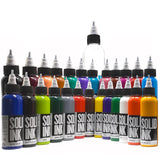 Solid Ink 25 Color Fundamental Set