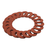 Standard Coil Washer Red 5/16