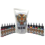 Chris Garver 12 Color Set 1oz