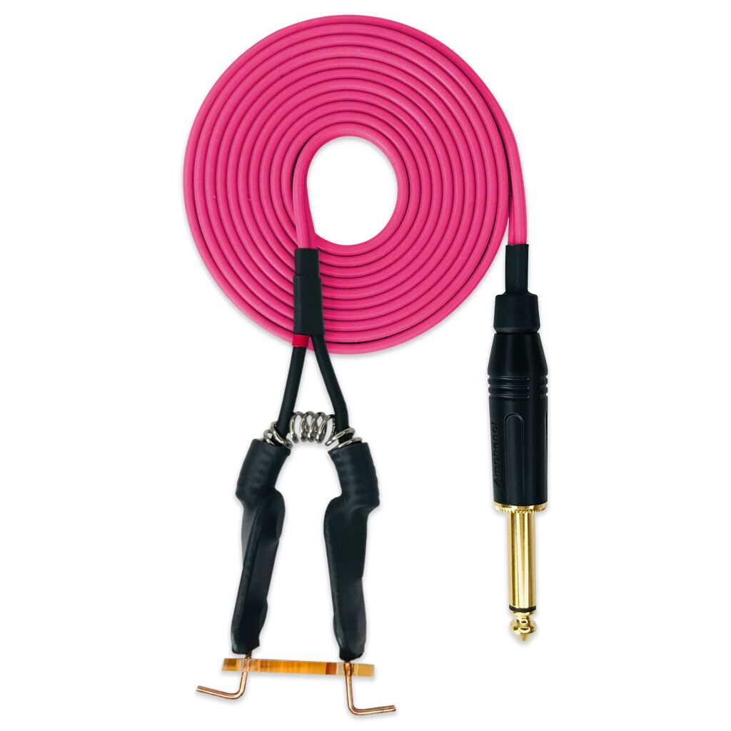 Traditional Clip Cord Hot Pink