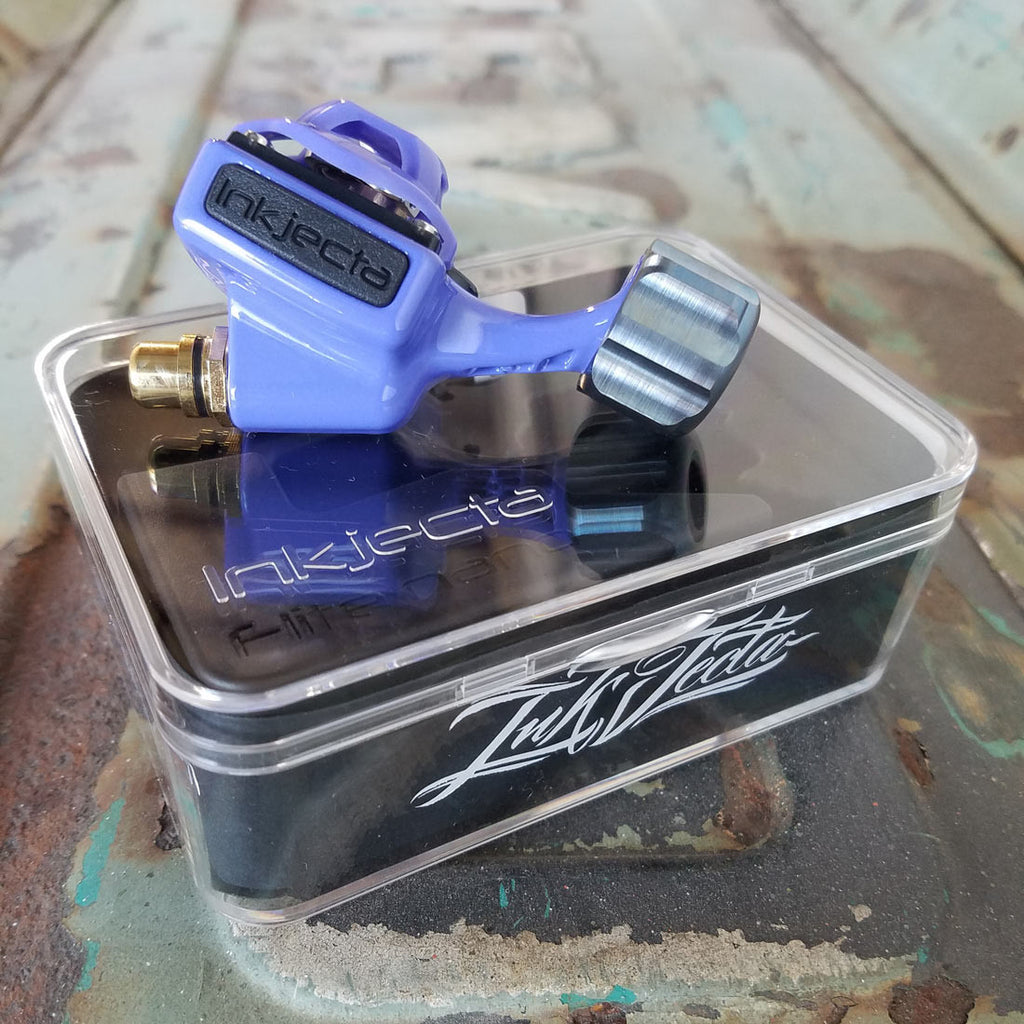 Inkjecta Flite Nano Elite Titan Blue Tongue