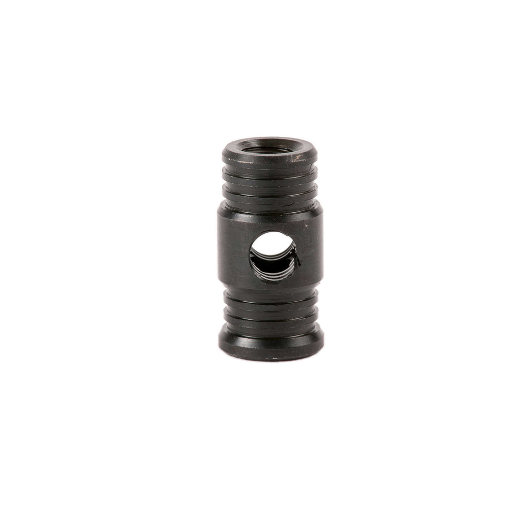 Grooved Front Binder Post Black Oxide