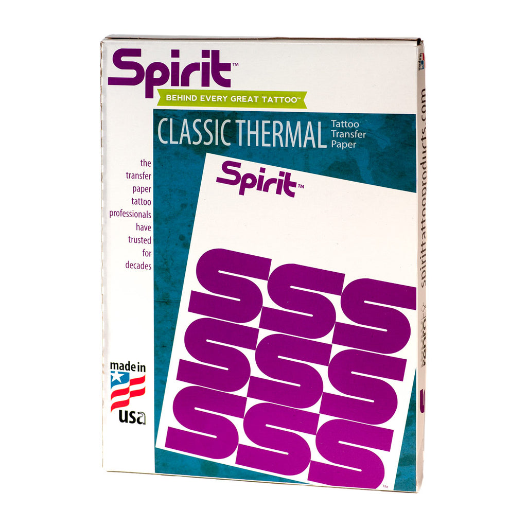 8 1/2 X 11 Spirit™ Thermal Copier Paper (100PCS)