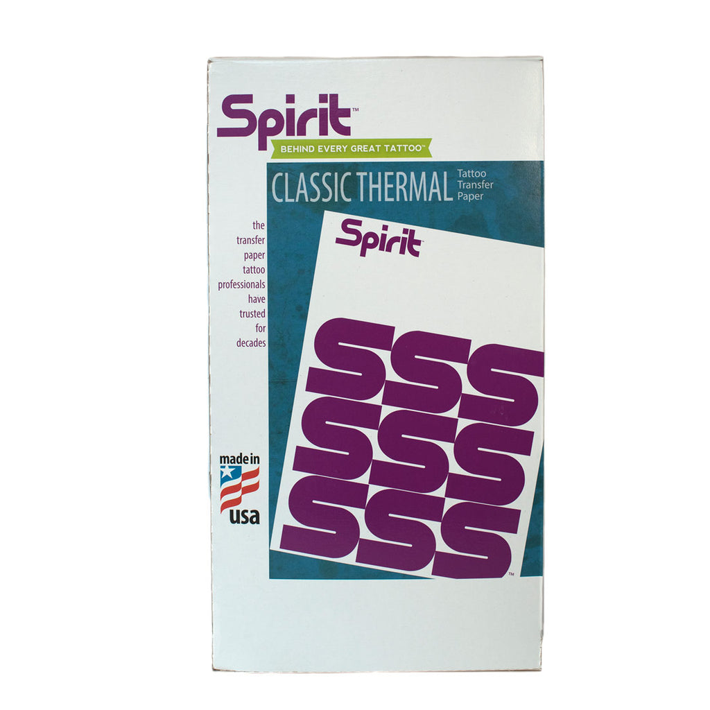 8 1/2 X 14 Spirit™ Thermal Copier Paper (100PCS)