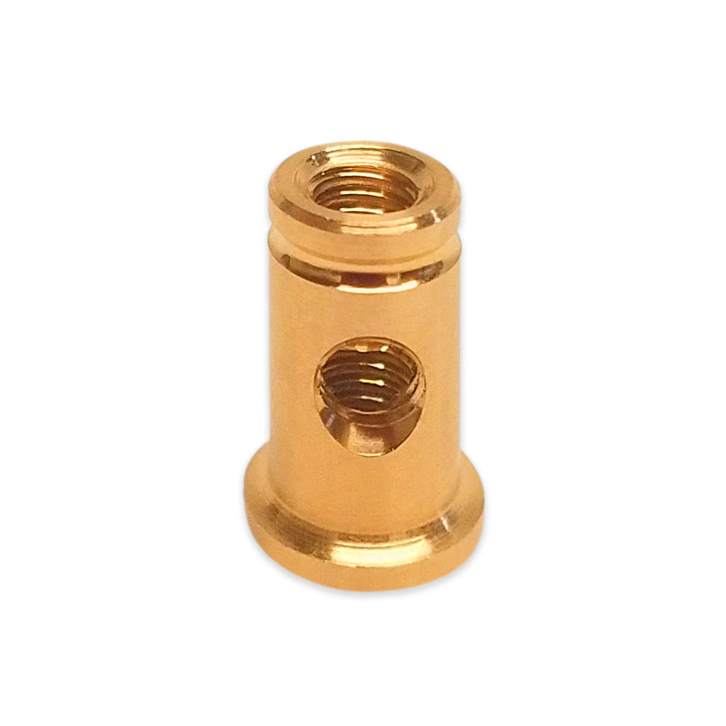 Compact Front Binding Post Gold