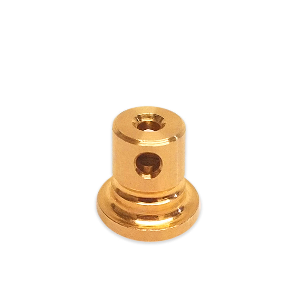 Compact Rear Binding Post Gold
