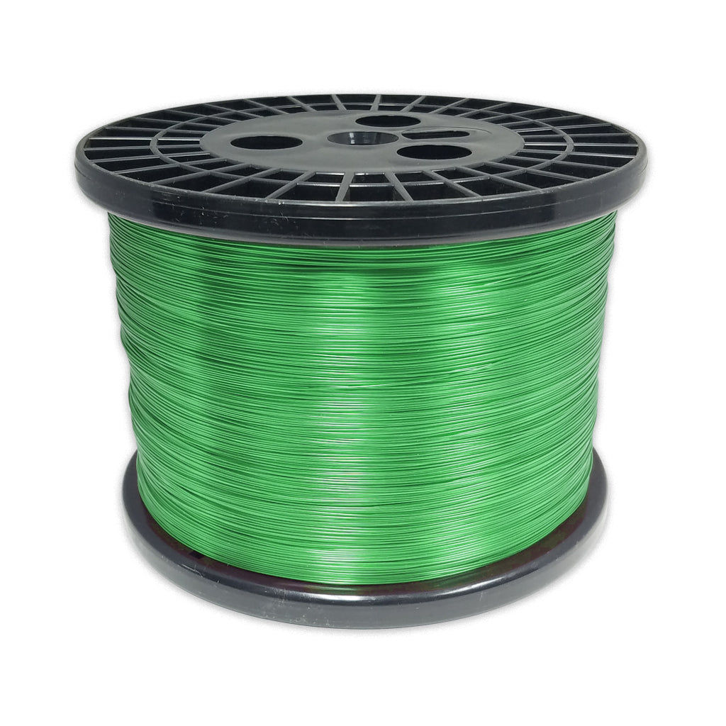 Green Magnet Wire