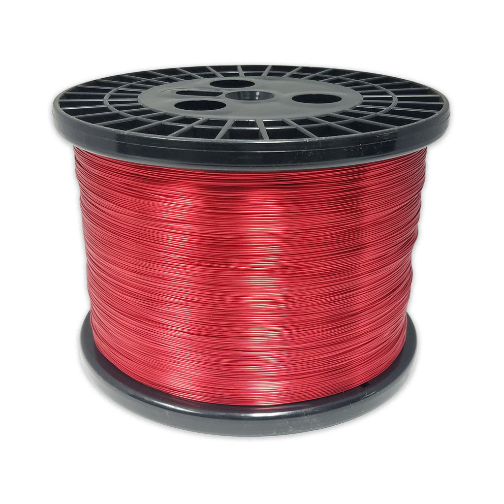 Red Magnet Wire