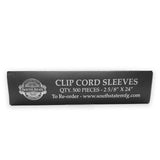 South State Clip Cord Sleeves