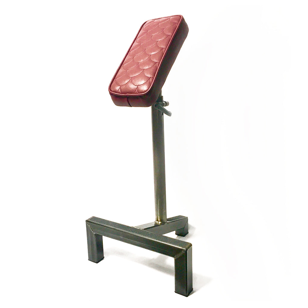 The CroMag Arm Rest (Red)