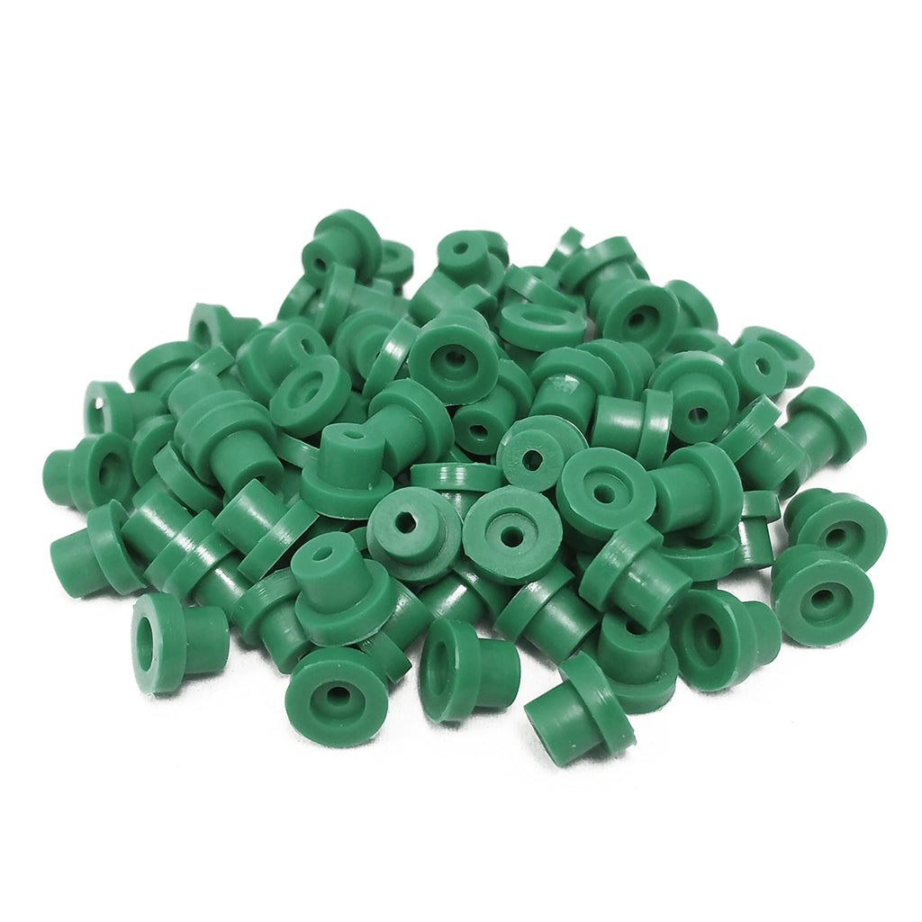 Silicon Grommet (Green)