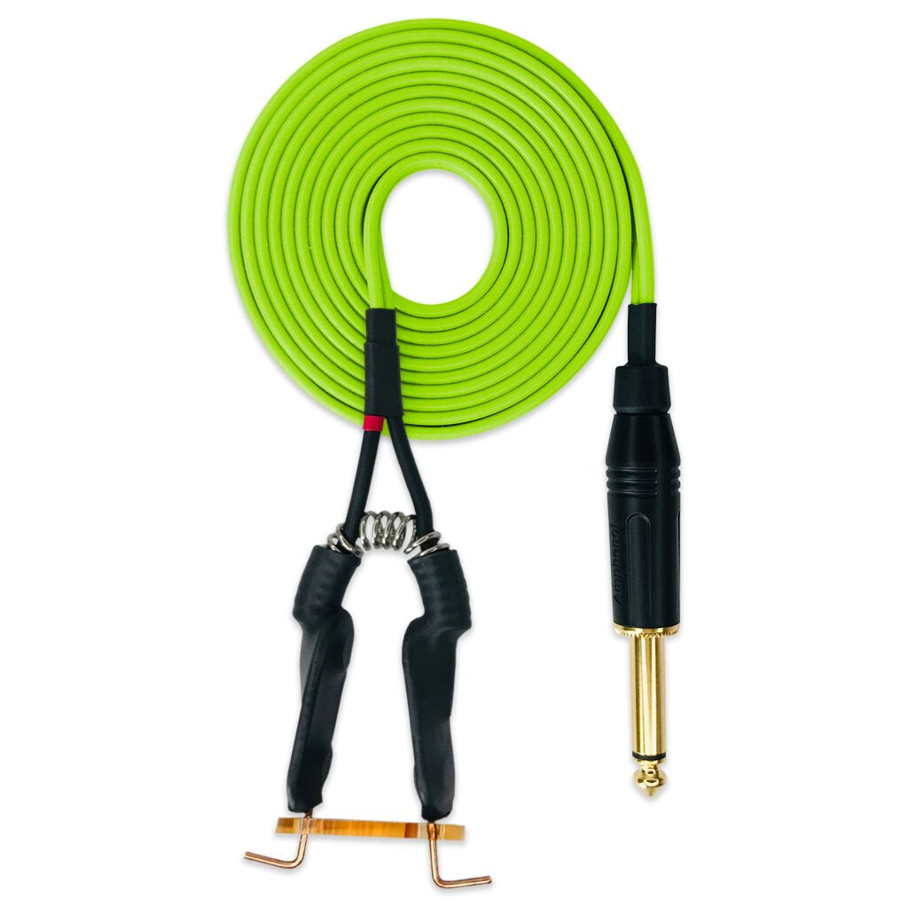 Traditional Clip Cord Lime Green