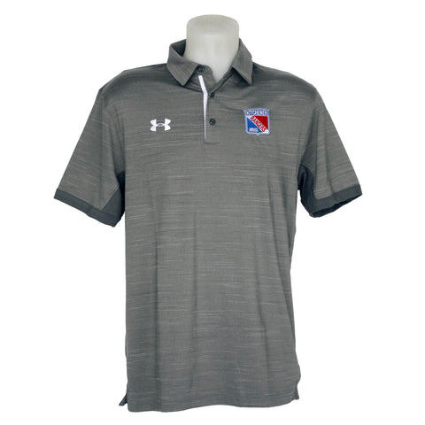 UA Elevated Polo - Rangers Authentics