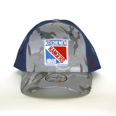 Adult Zephyr Battalion Adjustable Hat - Rangers Authentics