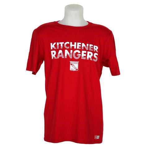 Men's Russell Athletic Essential Tee - Rangers Authentics