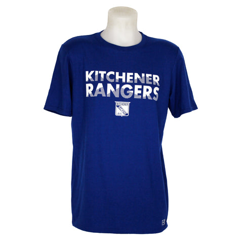 HL Essential Rangers Tee - Rangers Authentics