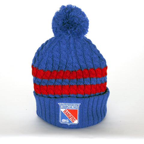 AN Blue Bird Knit - Rangers Authentics