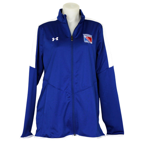 UA Ladies F/Z - Rangers Authentics