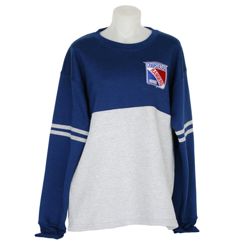 DW W Two-Tone Crew - Rangers Authentics